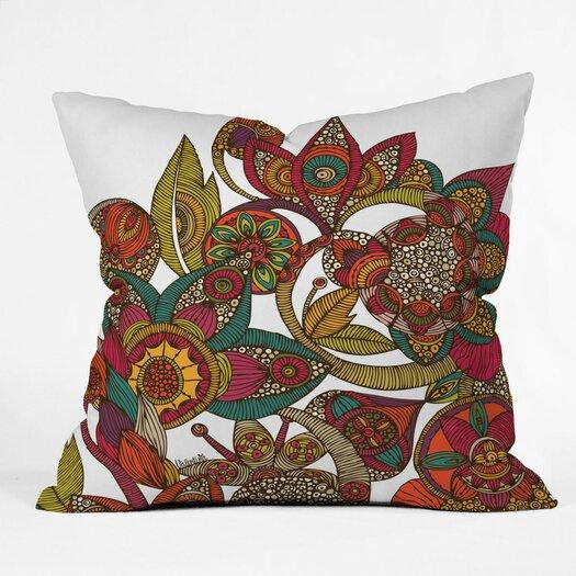 DENY Designs Valentina Ramos Garden Ava Polyester Throw Pillow