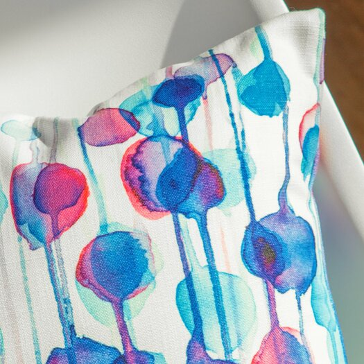 DENY Designs CMYKaren Polyester Throw Pillow