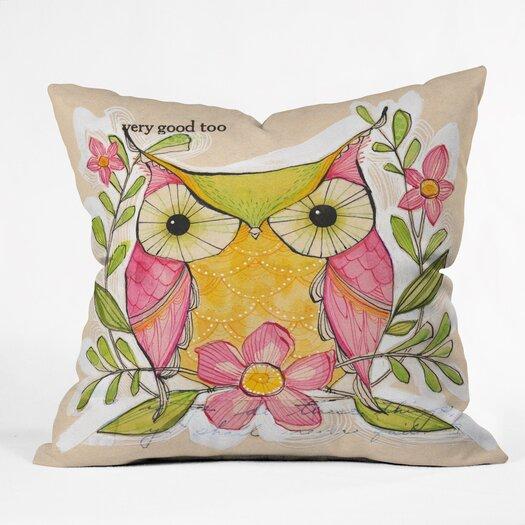 DENY Designs Cori Dantini Polyester Throw Pillow