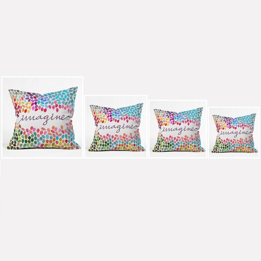 DENY Designs Garima Dhawan Polyester Throw Pillow