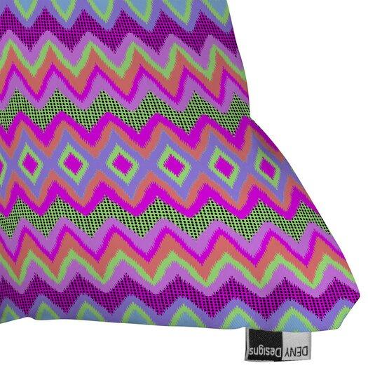 DENY Designs Amy Sia Chevron 2 Throw Pillow