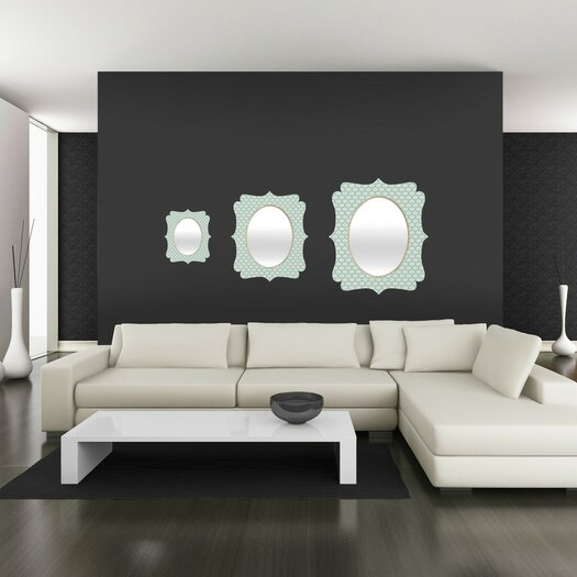 DENY Designs Sabine Reinhart Into The Sky Wall Mirror