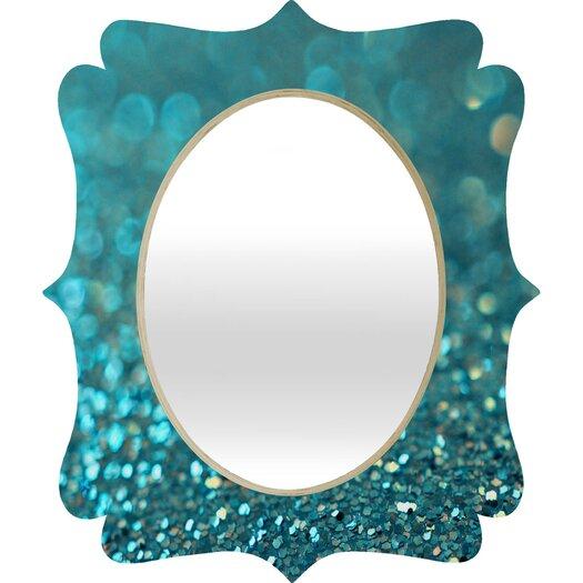 DENY Designs Lisa Argyropoulos Aquios Quatrefoil Mirror