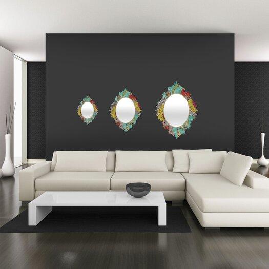 DENY Designs Valentina Ramos Beatriz Baroque Mirror