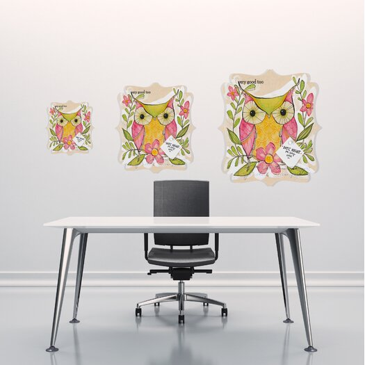 DENY Designs Cori Dantini Very Good Quatrefoil Memo Board