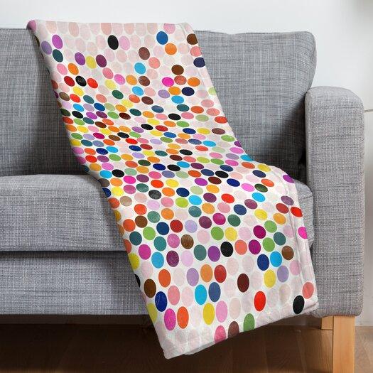 DENY Designs Garima Dhawan Dance Throw Blanket