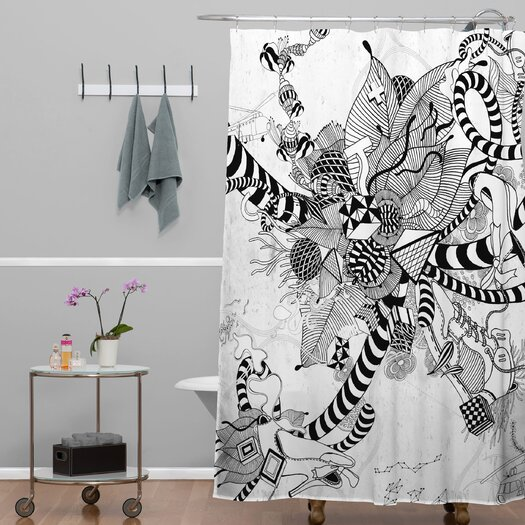 DENY Designs Iveta Abolina Polyester Play Shower Curtain