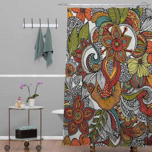 DENY Designs Valentina Ramos Polyester Shower Curtain