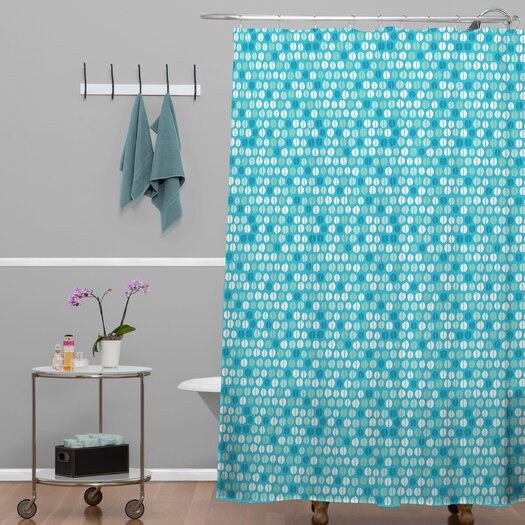 DENY Designs Khristian A Howell Woven Polyester Desert Daydreams 11 Shower Curtain