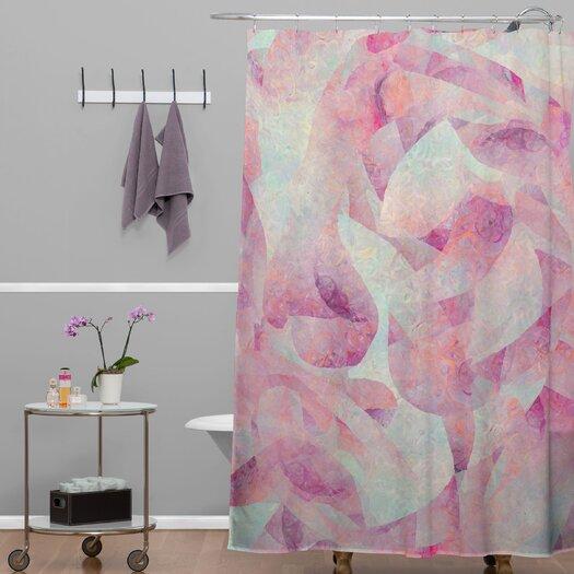 DENY Designs Jacqueline Maldonado Woven Polyester Sleep to Dream Shower Curtain