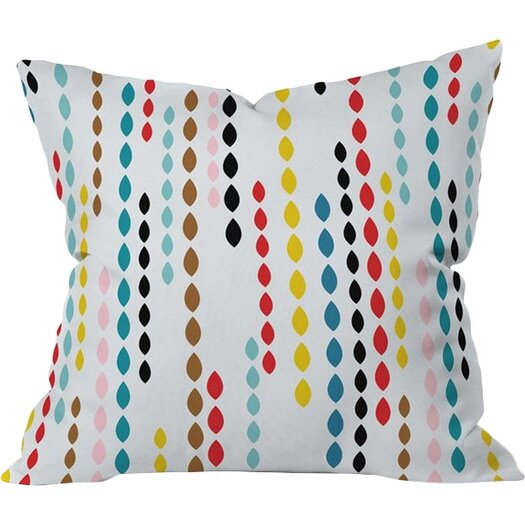 DENY Designs Khristian A Howell Nolita Drops Throw Pillow