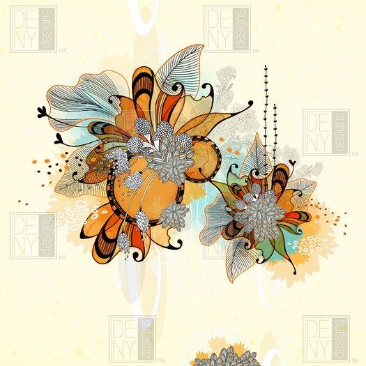 DENY Designs Iveta Abolina Polyester Sunset Shower Curtain