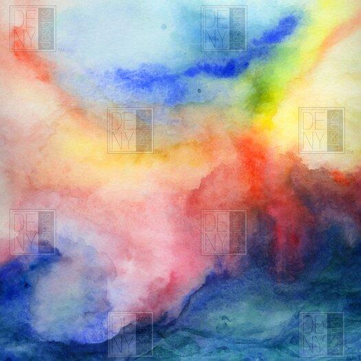 DENY Designs Jacqueline Maldonado Woven Polyester Torrent 1 Shower Curtain