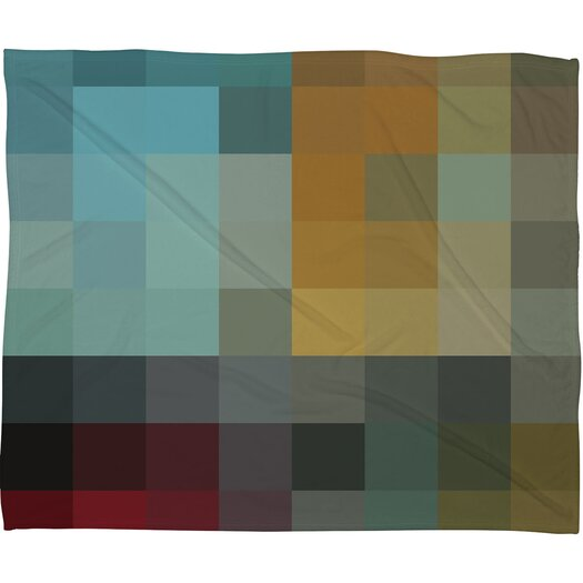DENY Designs Madart Inc. Refreshing 2 Polyester Fleece Throw Blanket