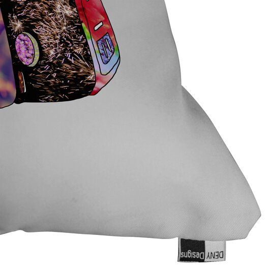 DENY Designs Bianca Green Picture This Indoor/Outdoor Polyester Throw Pillow