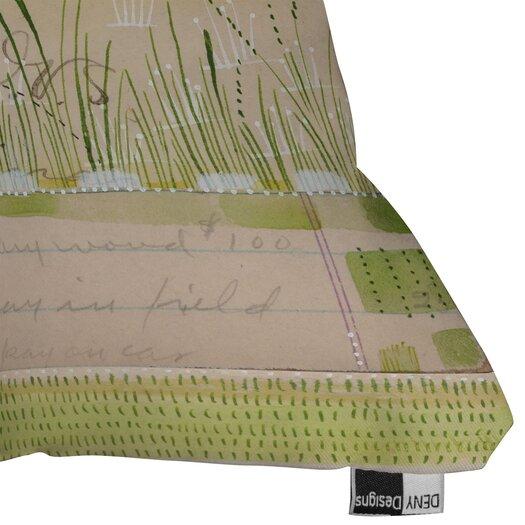 DENY Designs Cori Dantini Horizontal Indoor / Outdoor Polyester Throw Pillow