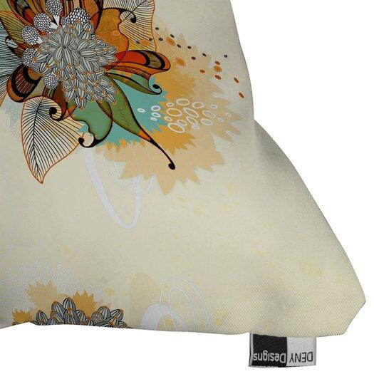 DENY Designs Iveta Abolina Sunset 2 Woven Polyester Throw Pillow