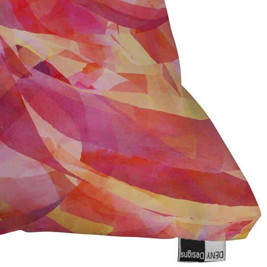 DENY Designs Jacqueline Maldonado Concentric Polyester Throw Pillow