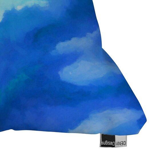 DENY Designs Jacqueline Maldonado Rise 2 Indoor/Outdoor Polyester Throw Pillow