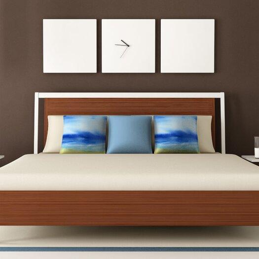 DENY Designs Jacqueline Maldonado Sea Church Polyester Throw Pillow