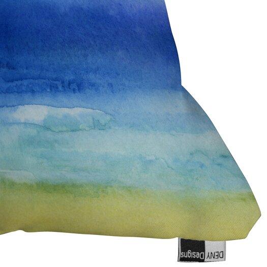DENY Designs Jacqueline Maldonado Sea Church Indoor / Outdoor Polyester Throw Pillow