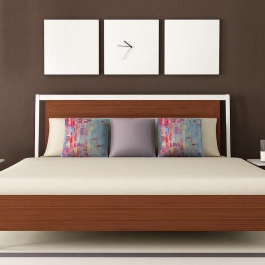 DENY Designs Jacqueline Maldonado Shapeshifter Polyester Throw Pillow