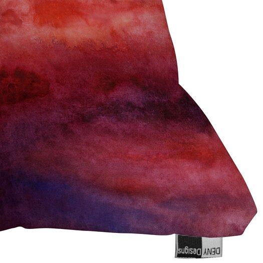 DENY Designs Jacqueline Maldonado Where I End Polyester Throw Pillow