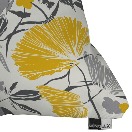 DENY Designs Khristian A Howell Bryant Park 3 Indoor / Outdoor Polyester Throw Pillow