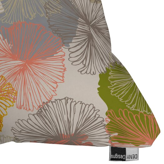 DENY Designs Khristian A Howell Bryant Park 6 Indoor / Outdoor Polyester Throw Pillow