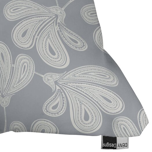 DENY Designs Khristian A Howell Provencal 1 Indoor/Outdoor Polyester Throw Pillow