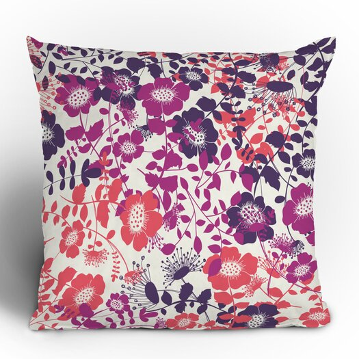 DENY Designs Khristian A Howell Provencal 2 Woven Polyester Throw Pillow