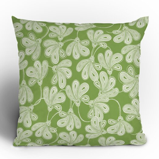 DENY Designs Khristian A Howell Provencal Thyme Woven Polyester Throw Pillow