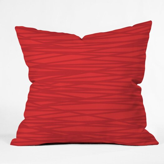 DENY Designs Khristian A Howell Rendezvous 9 Woven Polyester Throw Pillow