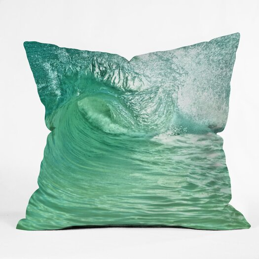 DENY Designs Lisa Argyropoulos within the Eye Throw Pillow