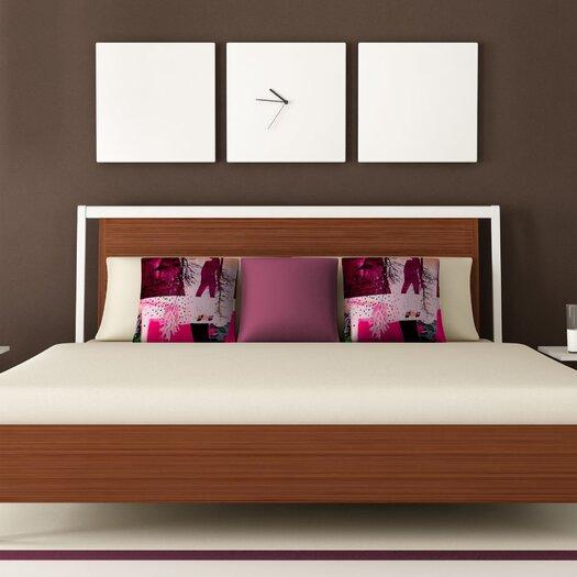 DENY Designs Randi Antonsen City 3 Woven Polyester Throw Pillow