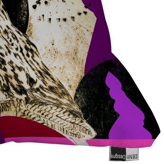 DENY Designs Randi Antonsen Luns Box 5 Indoor / Outdoor Polyester Throw Pillow