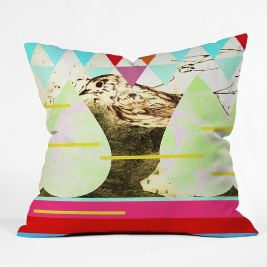 DENY Designs Randi Antonsen Luns Box 6 Indoor / Outdoor Polyester Throw Pillow