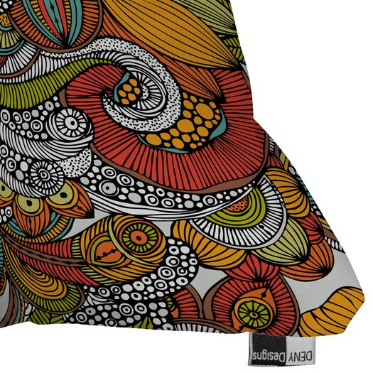 DENY Designs Valentina Ramos Ava Polyester Throw Pillow