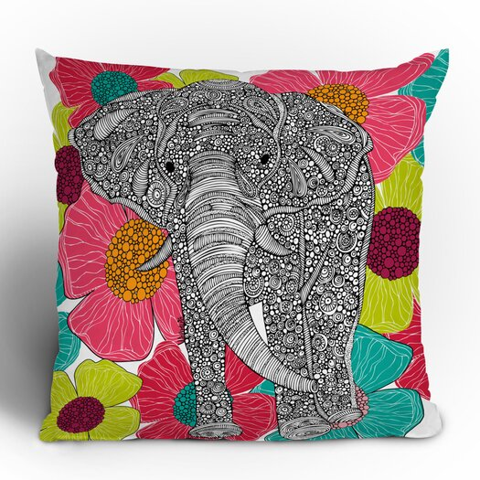 DENY Designs Valentina Ramos Groveland Polyester Throw Pillow