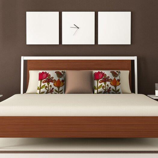 DENY Designs Valentina Ramos in The Garden Throw Pillow