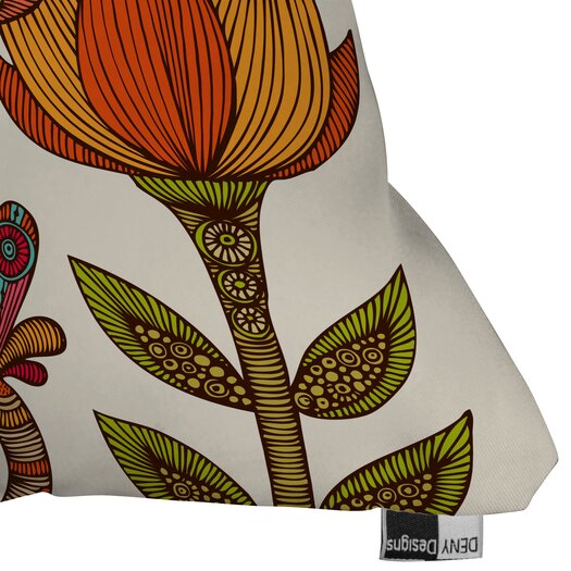 DENY Designs Valentina Ramos in The Garden Throw Pillow
