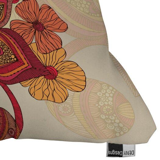 DENY Designs Valentina Ramos The Giraffe Indoor/Outdoor Polyester Throw Pillow