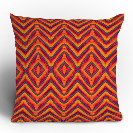 DENY Designs Wagner Campelo Sanchezia 1 Polyester Throw Pillow