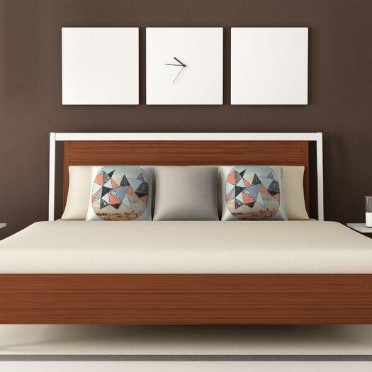 DENY Designs Wesley Bird Dry Spell Throw Pillow