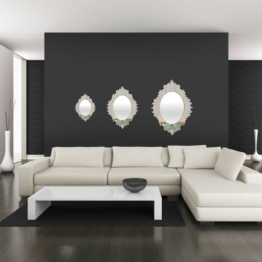 DENY Designs Cori Dantini Baroque Mirror