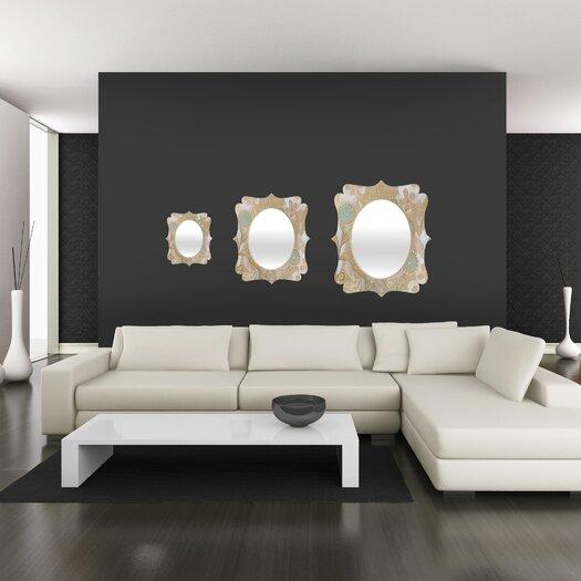DENY Designs Cori Dantini Quatrefoil Mirror II