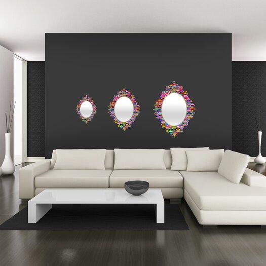 DENY Designs Fimbis A Good Day Baroque Mirror
