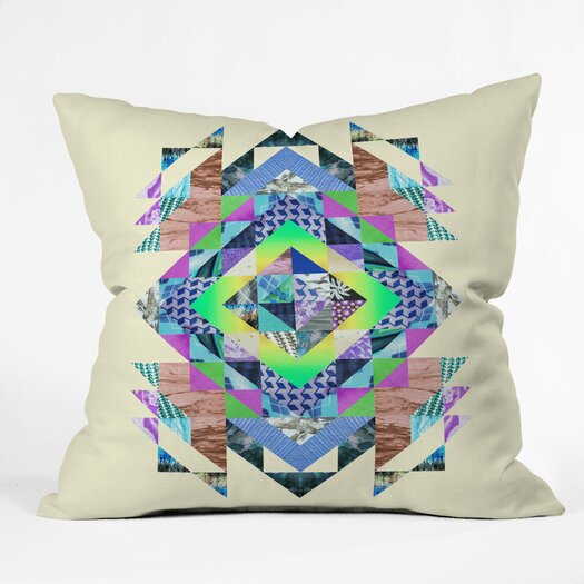 DENY Designs Fimbis Clarice Polyester Throw Pillow