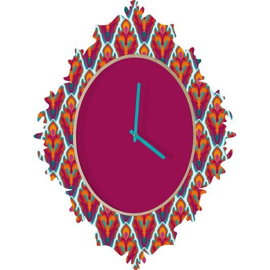 DENY Designs Arcturus Rococo Wall Clock