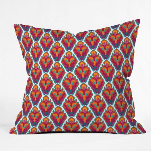 DENY Designs Arcturus Rococo Polyester Throw Pillow